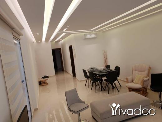 Apartments in Beirut City - شقه جديده مفروشه بمشروع جديد للبيع