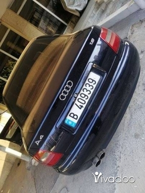 Audi in Beirut City - Audi A4 - mod 2000- special price