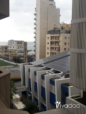 Apartments in Beirut City - للبيع شقه المناره 246 م كاشفه ع البحر