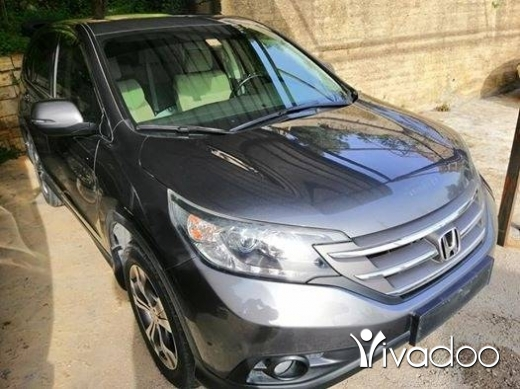 Honda in Beirut City - CR-V 2012 AWD ex plus Europe spcs no accident low mileage guaranteed