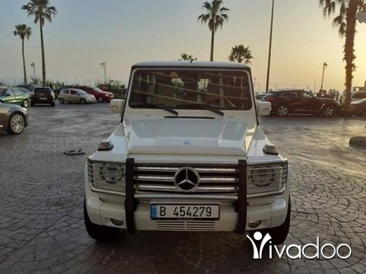 Mercedes-Benz in Beirut City - G Class 2009