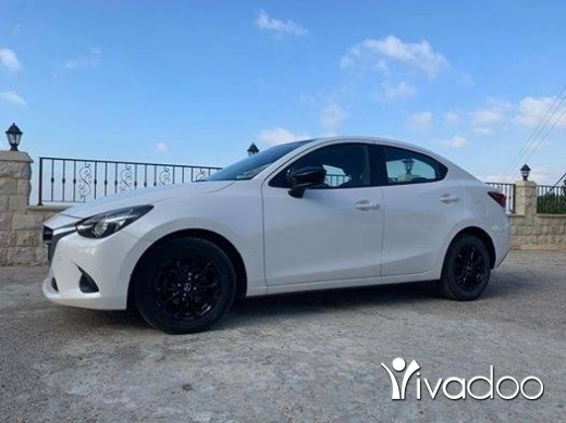 Mazda in Beirut City - Car for sale: Mazda 2 Mod. 2017, only 62,000 km. Call now: 81668199
