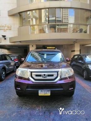 Honda in Beirut City - HONDA PILOT 2011 4X4 FULL OPTION اجنبي سبع مقاعد كثير كثير نظيف