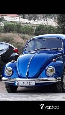 Volkswagen in Bikfaya - Volz 1970