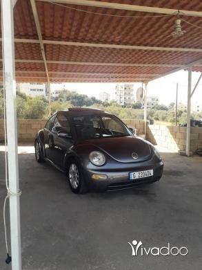 Volkswagen in Barsa - beelte 2004