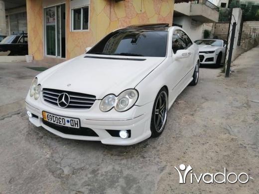 Mercedes-Benz in Deir Ammar - مرسادس بنز 240 لوك ام جا جنط 20 ايسي تلج.للبيع او موقايضة