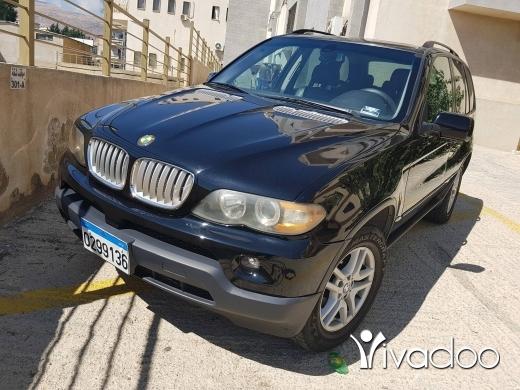 BMW in Taalabaya - بداعي السفر X5 2006 كيان شركة6 سلندر 3.0