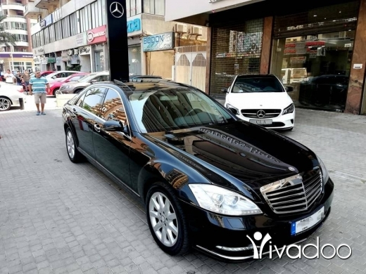 Mercedes-Benz in Tripoli - S450 L 2008 look 2010 germany source