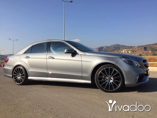 Mercedes-Benz in Nabatyeh - E550 V8 mod 2010 kit 2015