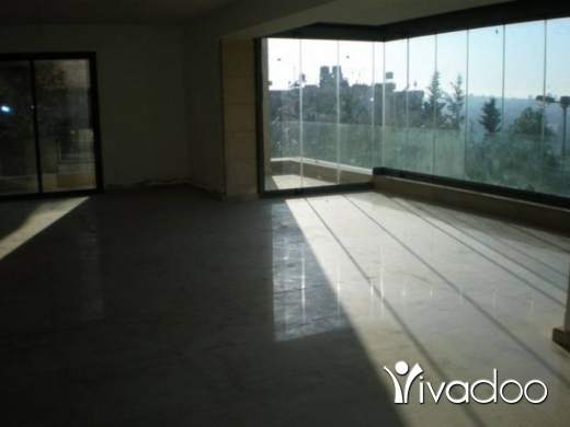 Apartments in Hazmieh - NEW APARTMENT FOR RENT IN HAZMIEH MAR TAKLA WITH OPEN VIEW