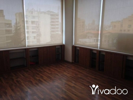 Office in Horsh Tabet - OFFICE FOR RENT IN HORCH TABET SIN EL FIL , MAIN ROAD , OPEN VIEW