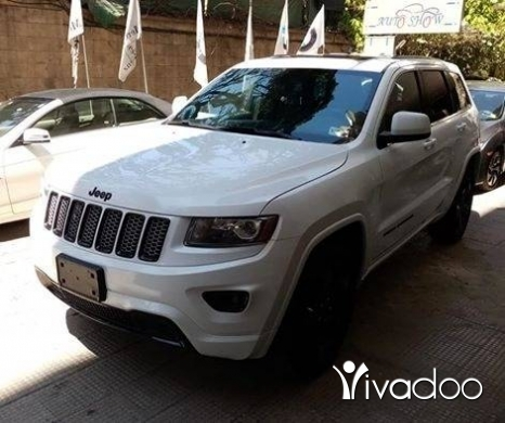 Jeep in Beirut City - Cars