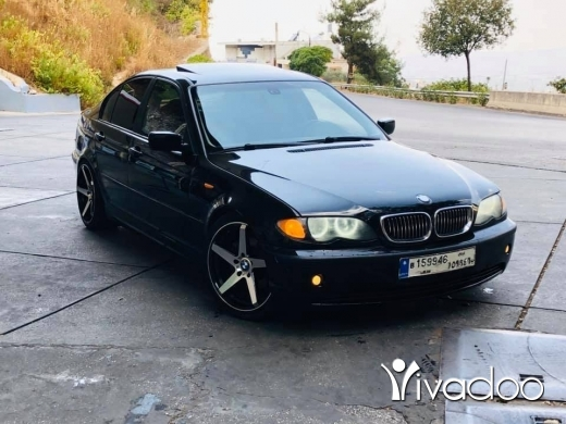 BMW in Zgharta - clean 325 2003