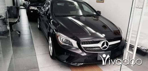 Mercedes-Benz in Port of Beirut - Mercedes Cla 250 Model 2015