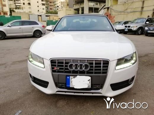 أودي في ذوق مكايل - Audi a5 S-line