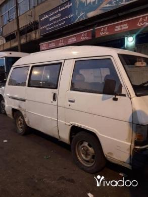 Vans in Tripoli - فان سياحي بيتسجل بلأسم ميكانيك نضيف