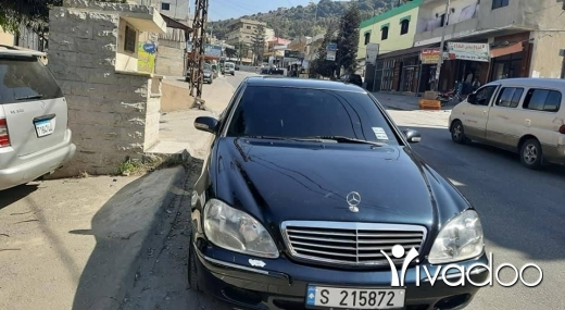 Mercedes-Benz in Tal Bireh - S320