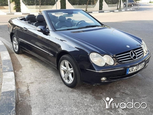 Mercedes-Benz in Tripoli - CLK 200