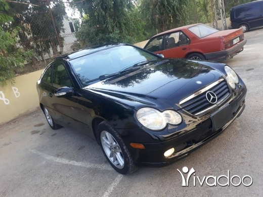 Mercedes-Benz in Zgharta - C 230 2002