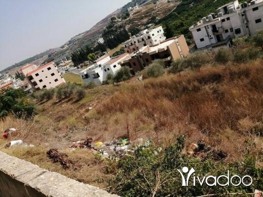 Land in Abbassiyeh -  أرض للبيع في بلدة العباسية