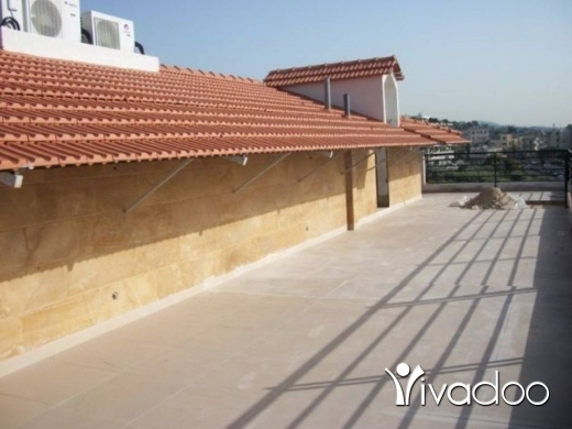 Duplex in Baabda - DUPLEX FOR SALE IN BAABDA BRAZILIA WITH TERRACE ON THE ROOF AND PANORAMIC VIEW.
