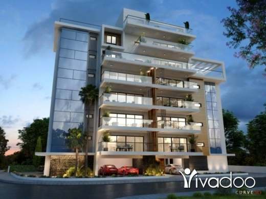 Apartments in Metn -  A 126 m2 apartment for sale in Larnaca Bay