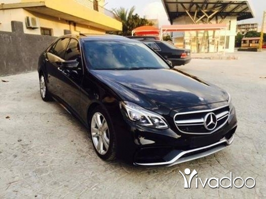 Mercedes-Benz in Tripoli - E350 2013