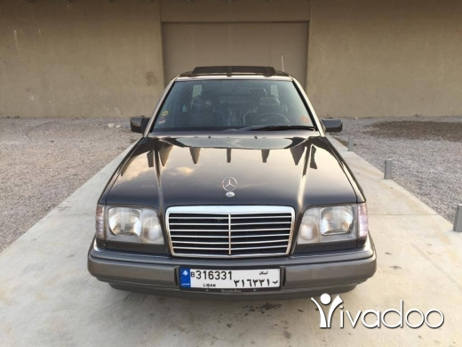 Mercedes-Benz in Tripoli - Marcedes