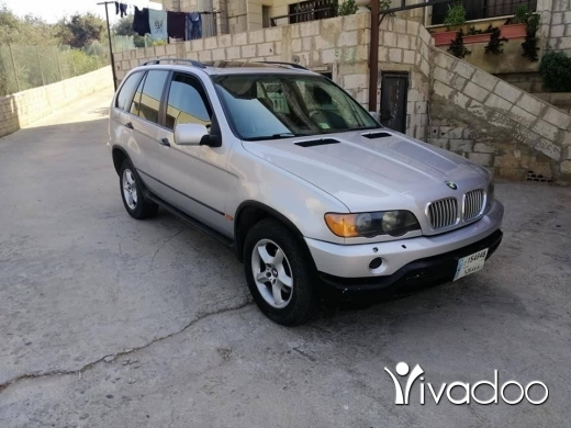 BMW in Saida - x5 2001