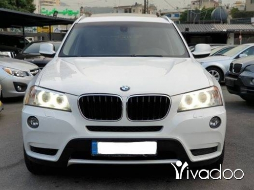 BMW in Beirut City - BMW X3 / No accidents / Fully loaded