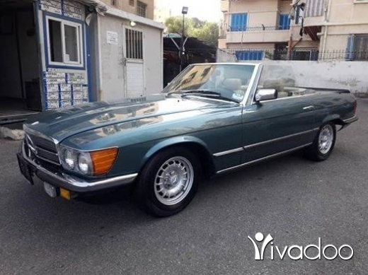Mercedes-Benz in Beirut City - Mercdes sl 1983