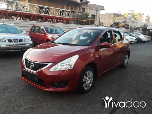 Nissan in Beirut City - Nissan tiida model: 2015