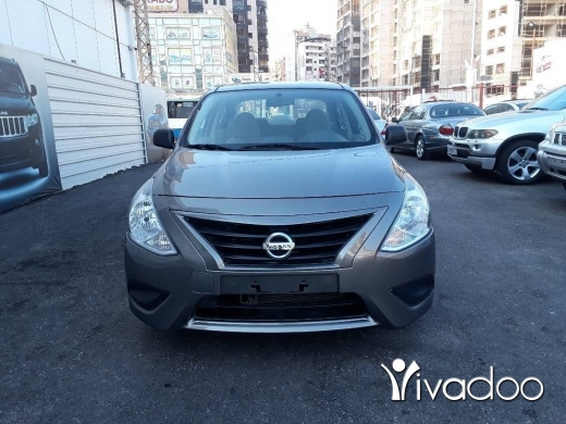 Nissan in Beirut City - Nissan sunny model: 2015 cf