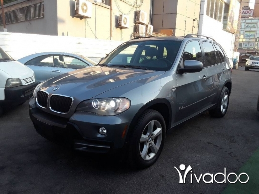 Nissan in Beirut City - BMW X5 3.0 model: 2008