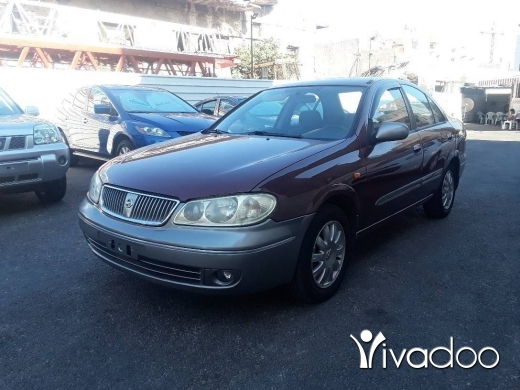 Nissan in Beirut City - Nissan sunny ex saloon model: 2005