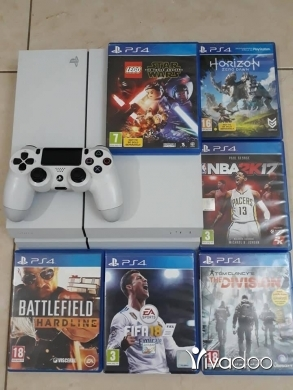 PS4 (Sony Playstation 4) dans Port de Beyrouth - Cd ps4