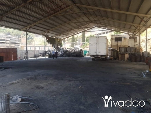 Warehouse in Roumieh - A 2000 m2 Hangar for rent in Roumieh