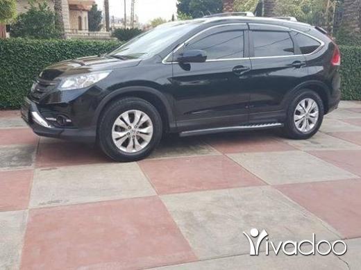 Honda in Tripoli - هوندا crv ٢٠١٣
