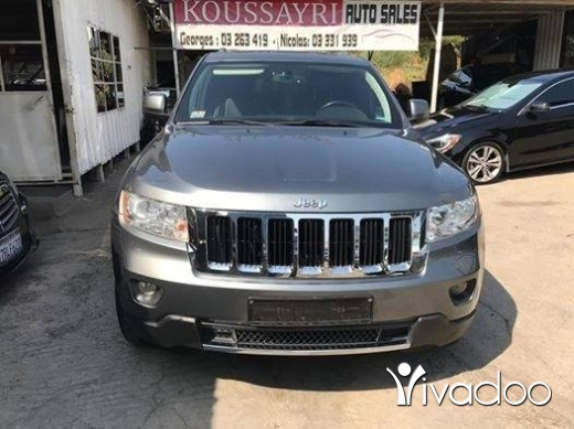 Jeep in Beirut City - 2011 Jeep Grand Cherokee V6