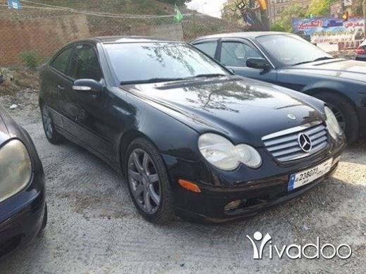 Mercedes-Benz in Choueifat - Mercedes 230c compac panoramik msakar 2019 7aleta moumtazeh 03084610