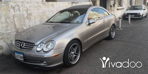Mercedes-Benz in Beirut City - Clk 2004