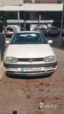 Volkswagen in Kaslik - golf 3 1993
