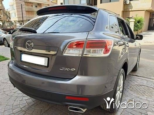Mazda in Tripoli - Mazda cx9 modle 2008 ful clean car