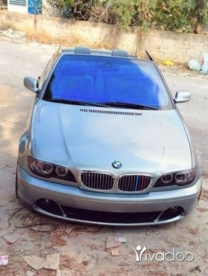 BMW in Saida - E46 c325 convertible with hardtop