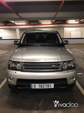 Rover in Beirut City - range rover sport 2006