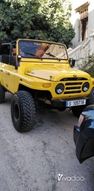 Jeep in Zahleh - City cruiser