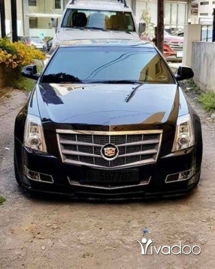 Cadillac in Beirut City - cts coupe
