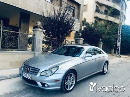 Mercedes-Benz in Zahleh - Marcedes 2006 cls 500