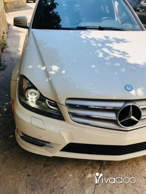 Mercedes-Benz in Tripoli - Mercedes-benz C300 4Matic 2012