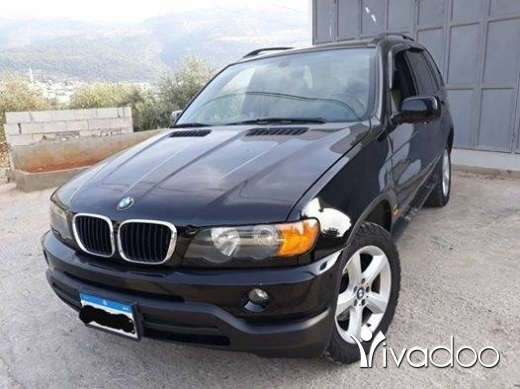 BMW in Zgharta - X5 2003 sport package